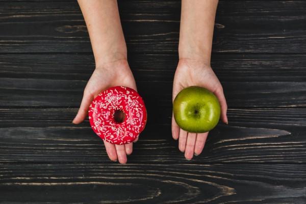Résister à la tentation pour maigrir